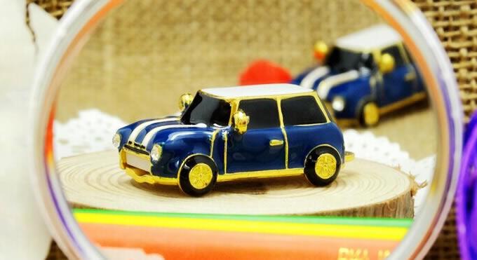 Mini Cooper Car Metal USB Flash Drive