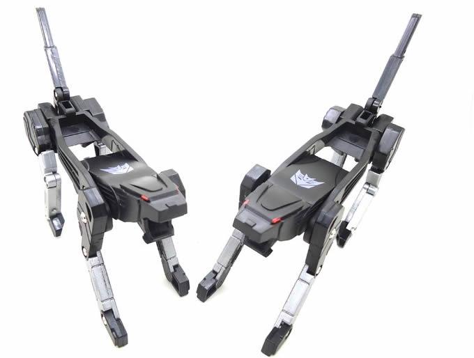Robot Dog Transformers 16GB Flash Memory Drive