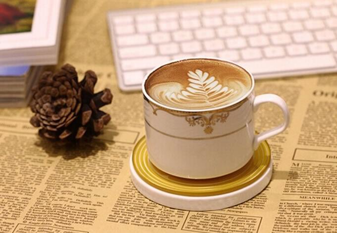 Desktop Furnace Shape Cup Warmer