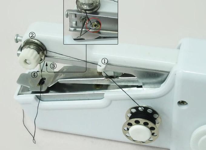 Handheld Electric Sewing Machine