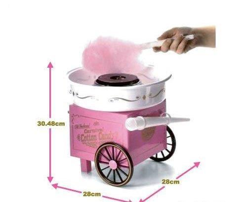 Mini Nostalgia Electrics Cotton Candy Maker Feelgift