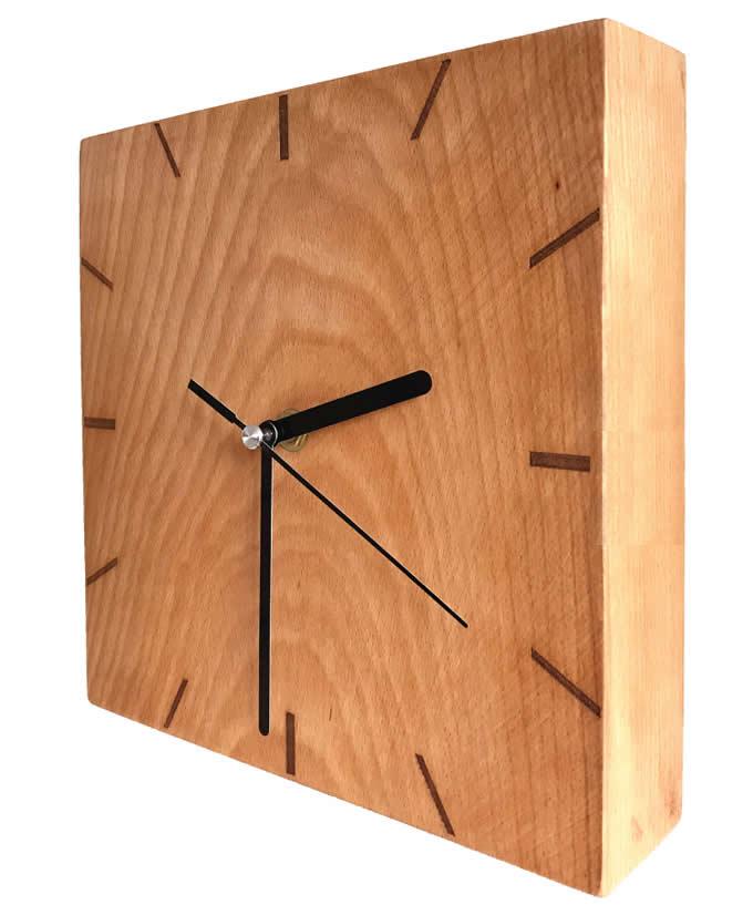 Iron Art Retro Fighter Shaped Desk Clock