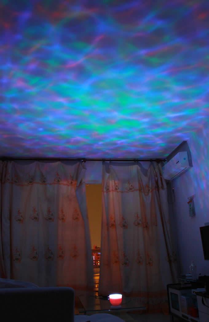 Aurora Palette Projector
