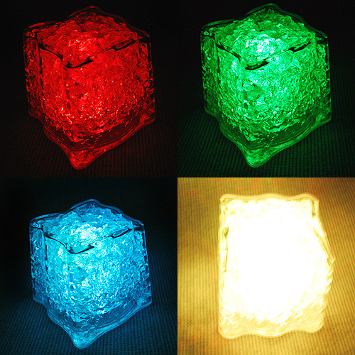 How To Make Cool Stuff For Your Room Colorful Crystal Cube Light