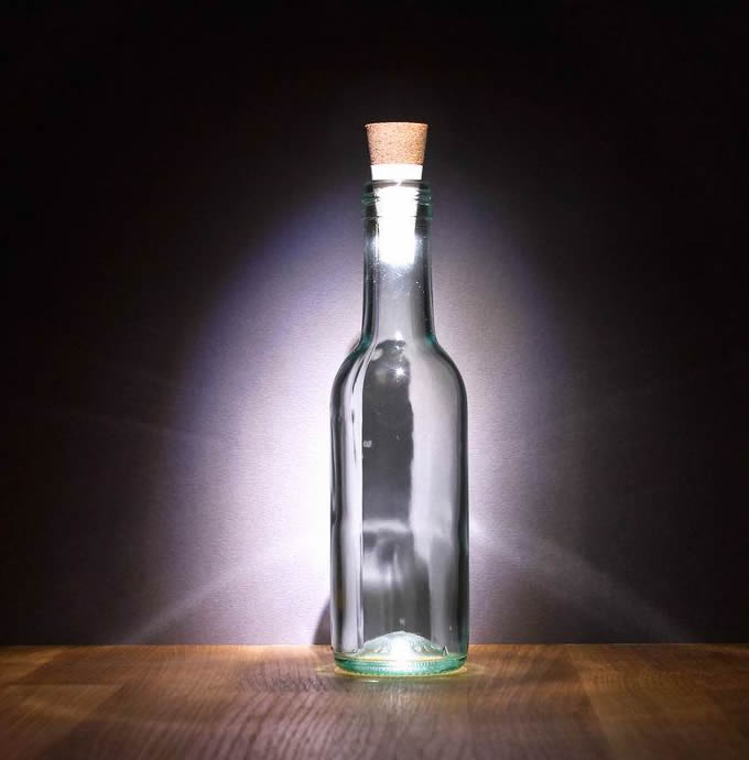 Glowing Led Bottle Cap Lamp Feelgift