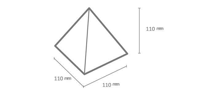 Pyramid LED Night Light