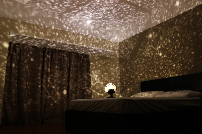 Star Sky  Projector Lamp