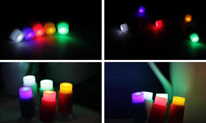 Tiny Push Pin LED Light