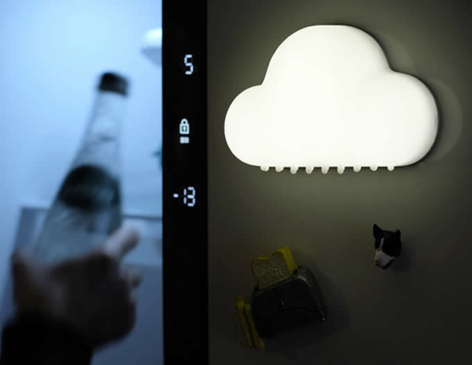 USB Rechargeable Cloud Night Light