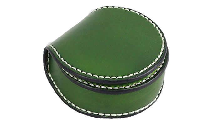 Leather Earphone Case