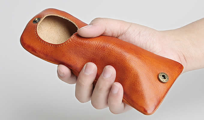 Leather Men's Coin Purse