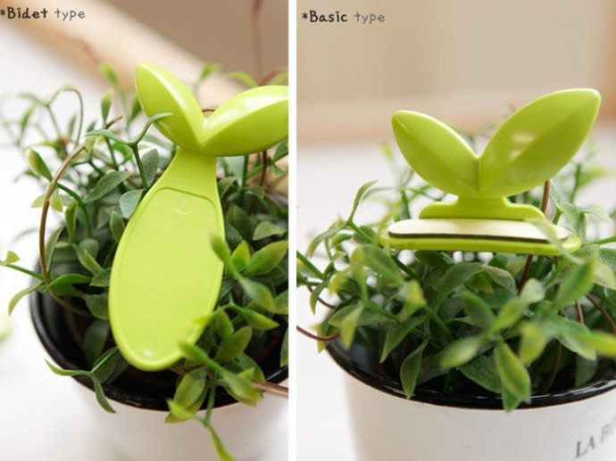Plant Sprout Toilet Seat Handle Feelgift