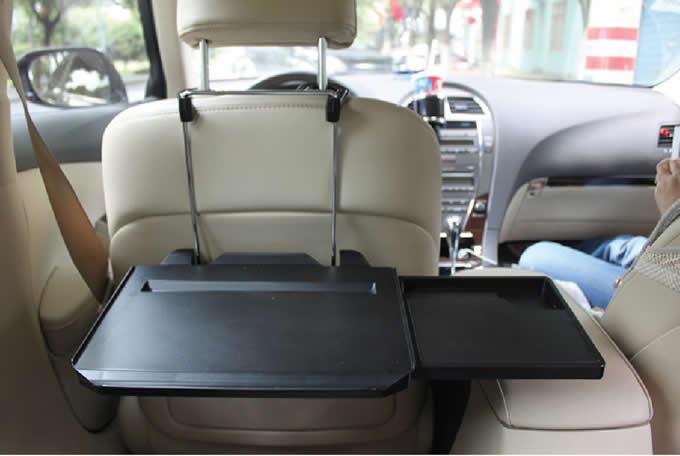 Car Laptop Steering Wheel Seat Back Desk