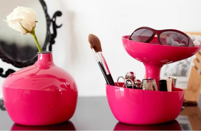 Makeup Cosmetic Storage Pot