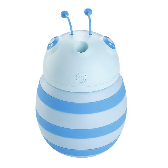Mini Bee Portable Air Humidifier Night Light