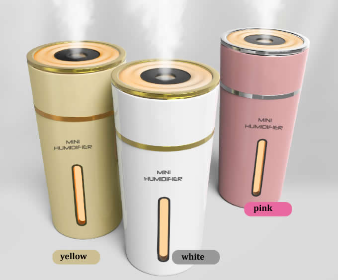 Portable Rechargeable Humidifier