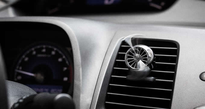 car air vent turbo