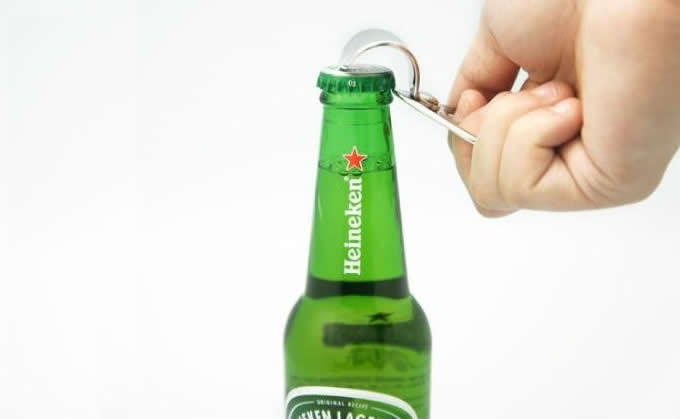 Can Tab Ring-Pull Bottle Opener