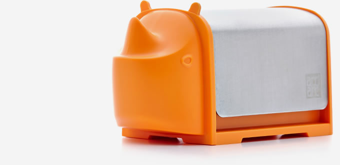 Rhinoceros Automatic Toothpick Holder