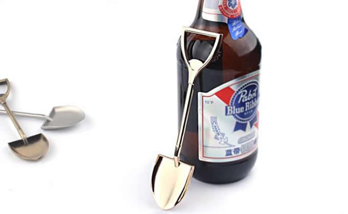 Spade Bottle Opener