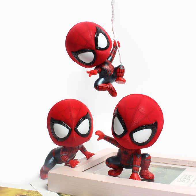 Spider-Man Refrigerator Magnet