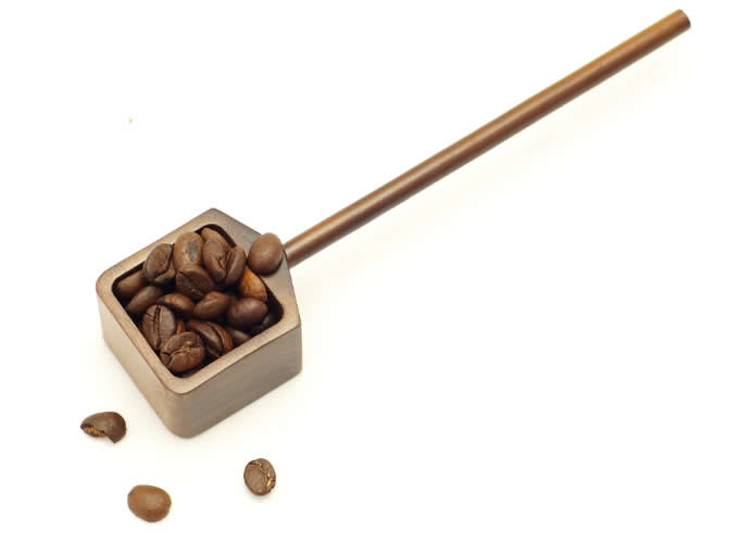 Wooden Coffee Tea Spoon