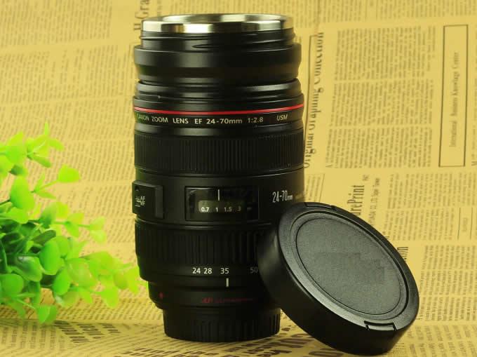 1:1 Lens Camera Lens Mug/Lens Coffee Cup