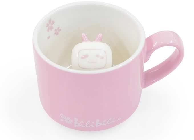 Cute 3D TV  Ceramic Coffee Cup