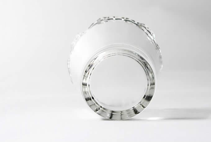 Broken Glass  Water Cup Set of 2