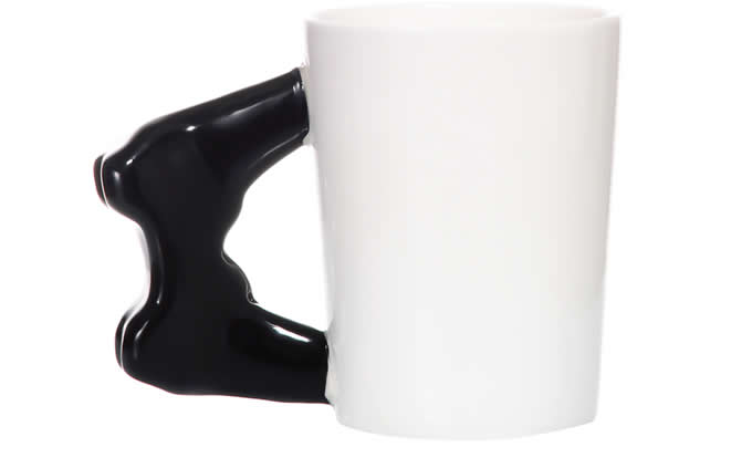 Ceramic Playstation Controller  Coffee Mug