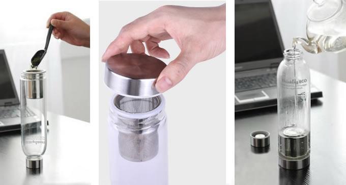 ECO Tea Infuser Bottle
