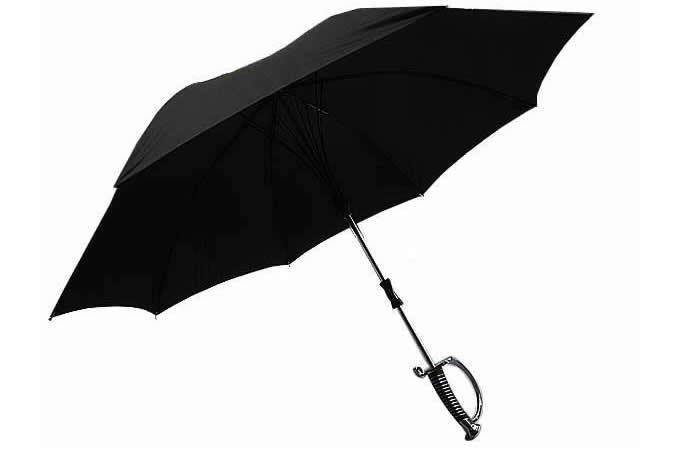 Saber Handle Umbrella