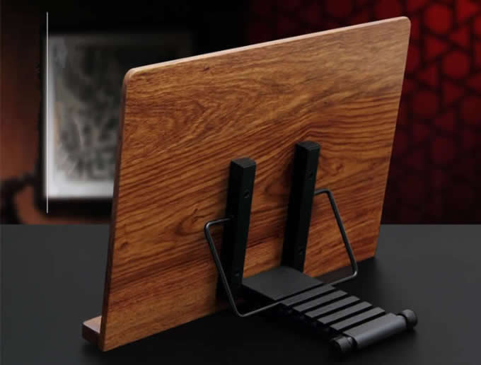 Portable Reading Wooden Stand/Book Stand Document Holder