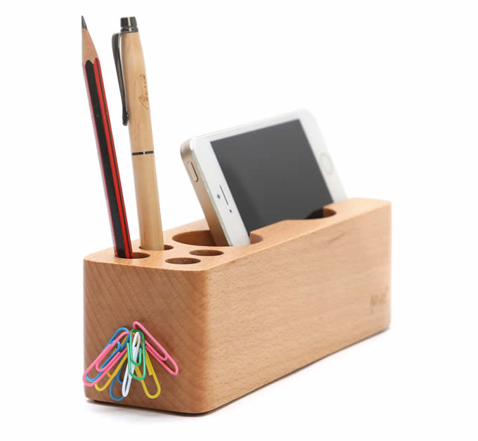 Cool And Unique Desk Organizer Pen Pencil Holders
