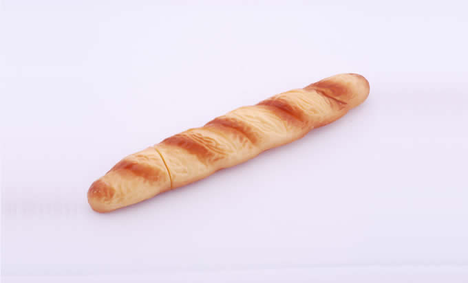 4 Pcs Food Bread Pizza Hot Dogs  Ballpoint Pen