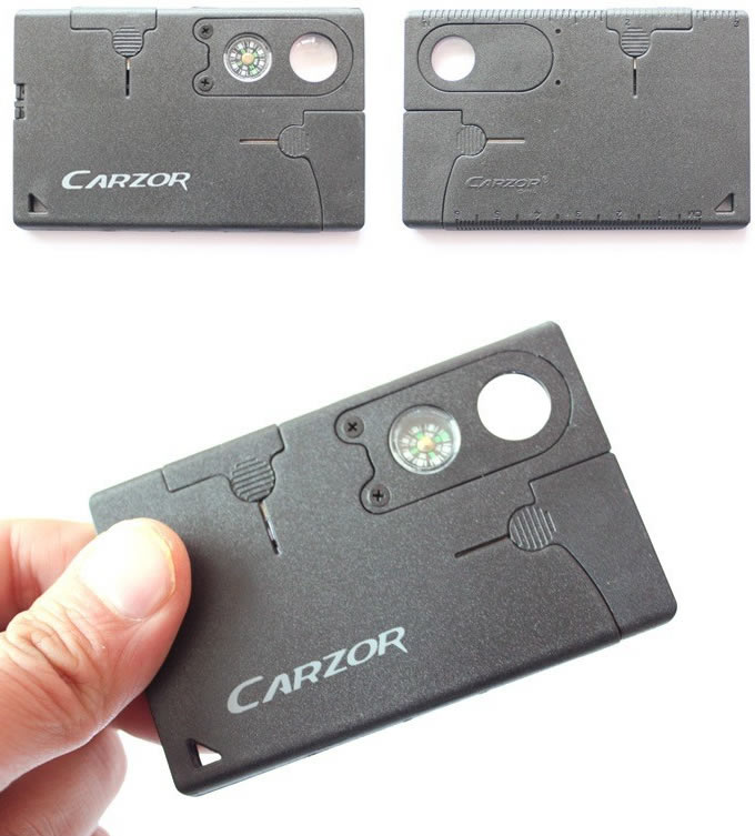9-in-1 Multifunctional Portable Card