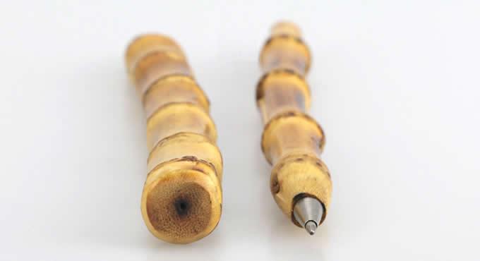 Natural Bamboo Ballpoint Pen