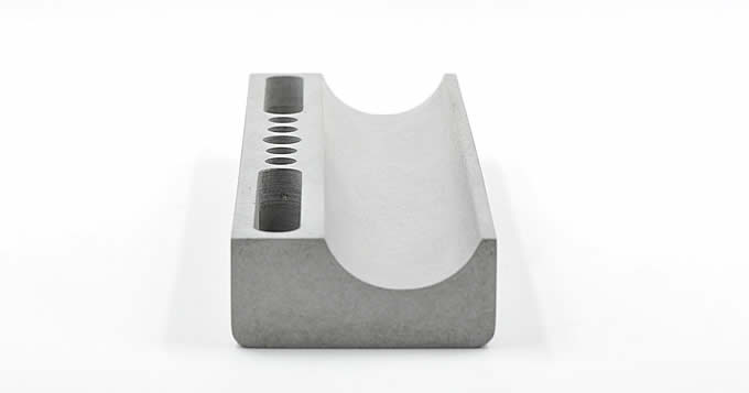 Concrete Desktop Organizer