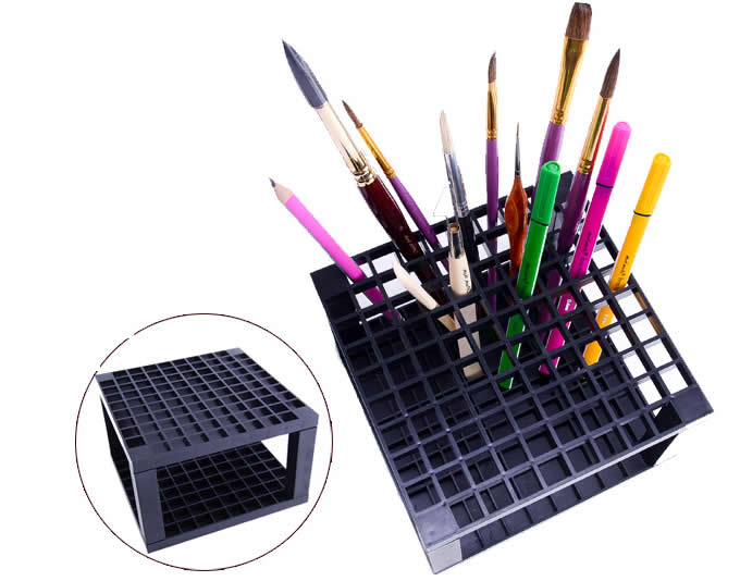 Pen Display  Display Stand 96-Slots Pen Pencil Holder