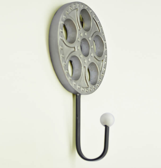 3pcs Film Action Scene Art Coat Hook Wall Hangers Feelgift