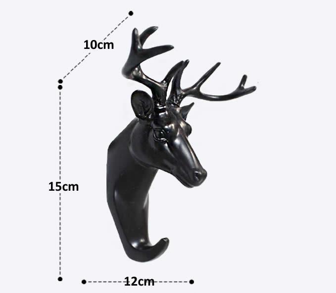 Animal Head Wall Hook