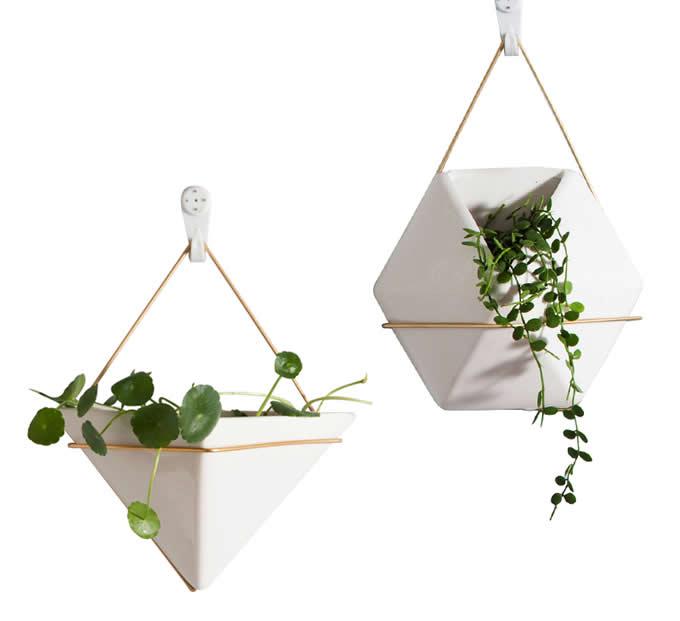 Ceramic Hanging Flower Pot Feelgift