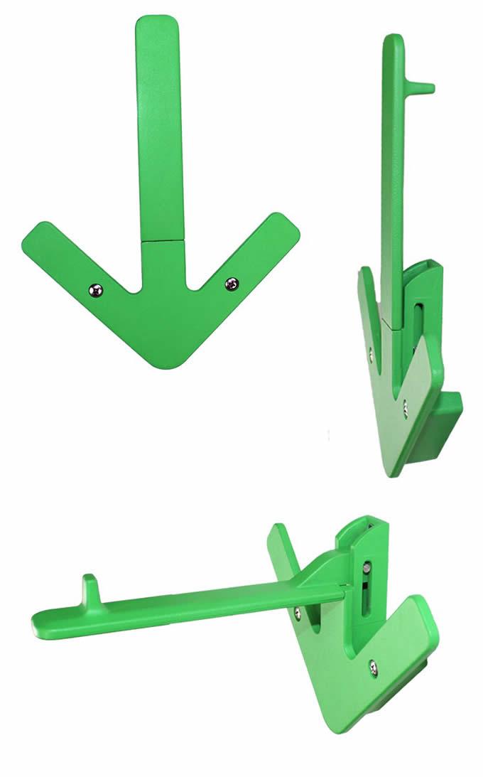 Folding Arrow Wall Hook,Coat Hooks