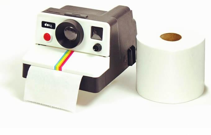Micro Projector Style Tissue Box