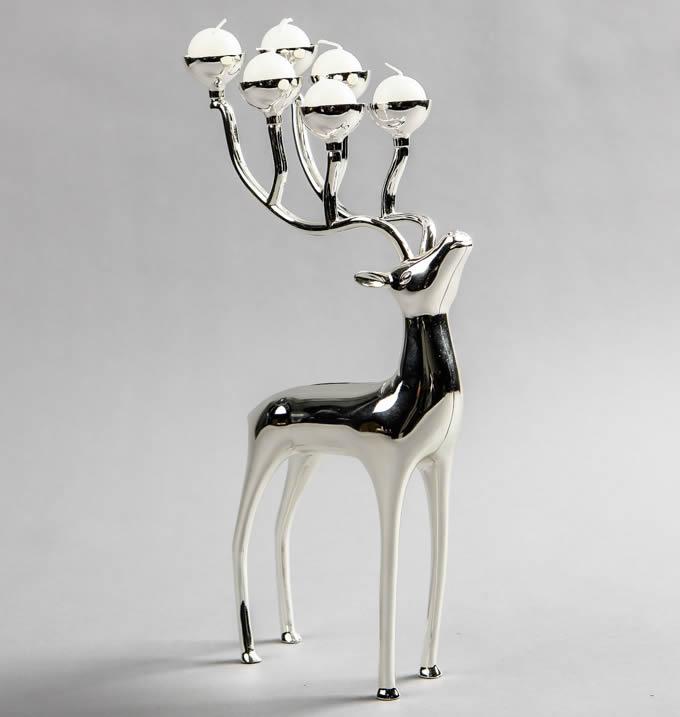 Deer Decorative Tealight Candle Holder Feelgift