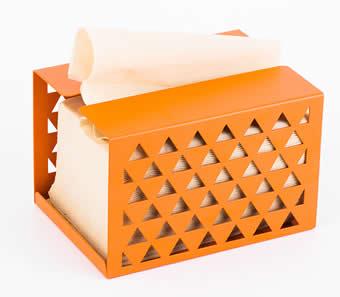 Iron Art Metal Tissue Box