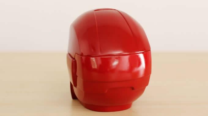 Iron Man Helmet Portable Ashtray Feelgift