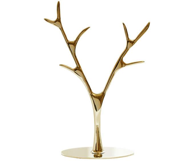 Metal Tree  Jewelry Rack Display Stand