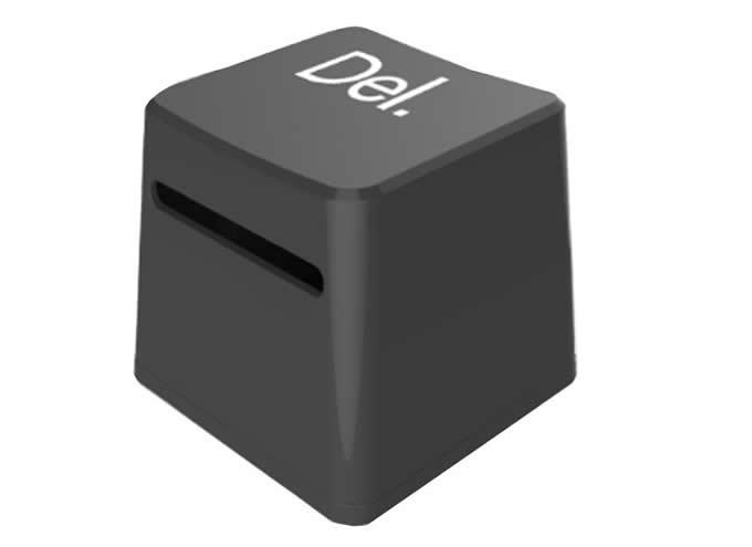 Power  Ctrl Del Keyboard Key Tissue Box