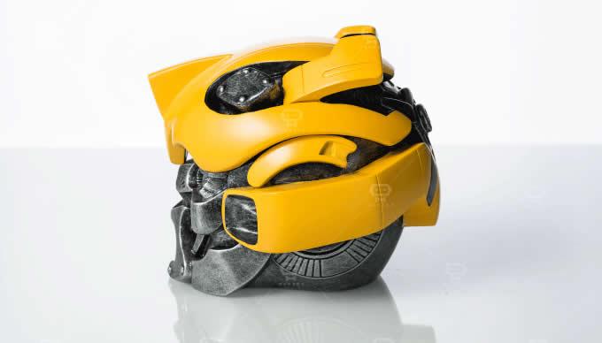 Transformers Bumblebee Shape Ashtray